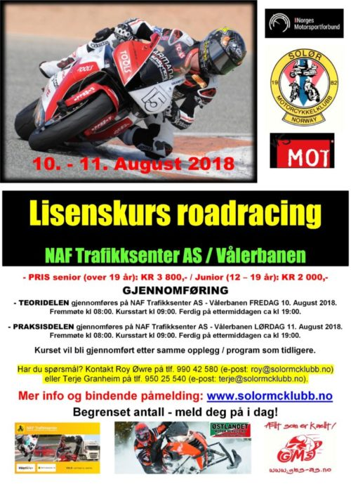 0 - poster lisenskurs 2 - rr 2018 - 1-001
