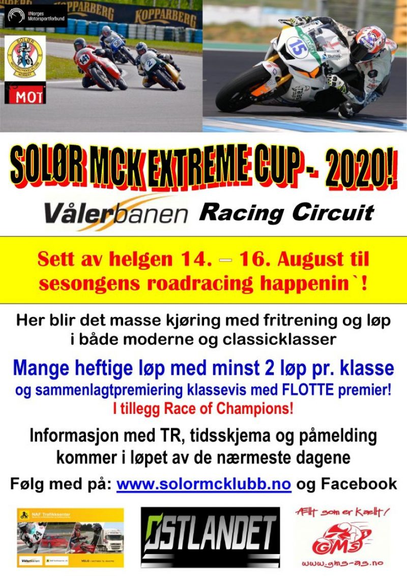 1 - Poster RR-helg - AUGUST 2020