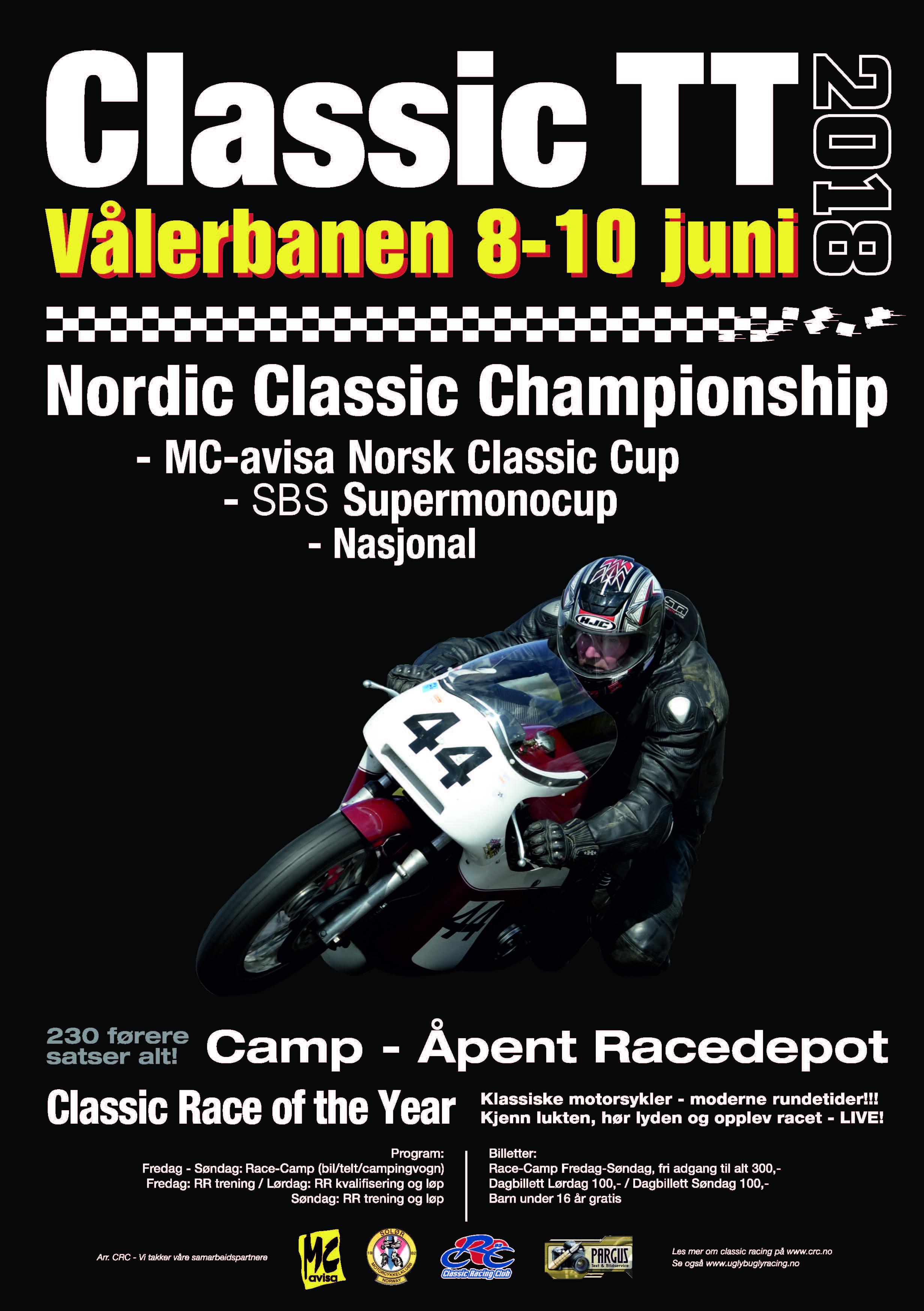 Poster Classic TT