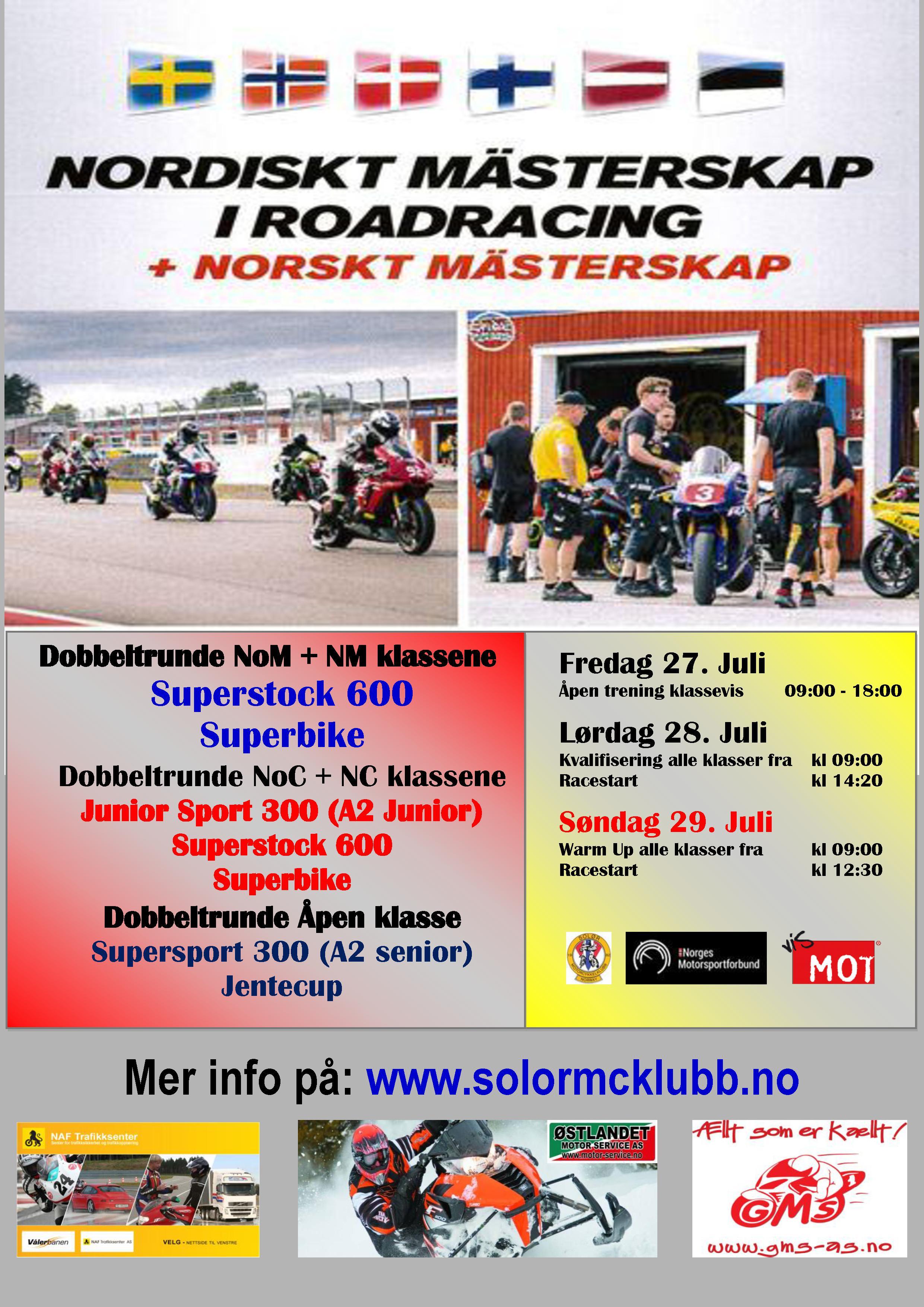Poster NoM-NM-NC Karlskoga - Juli 2018