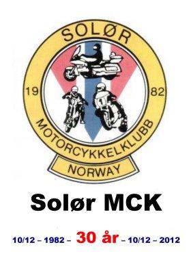 SMCK logo 30 år