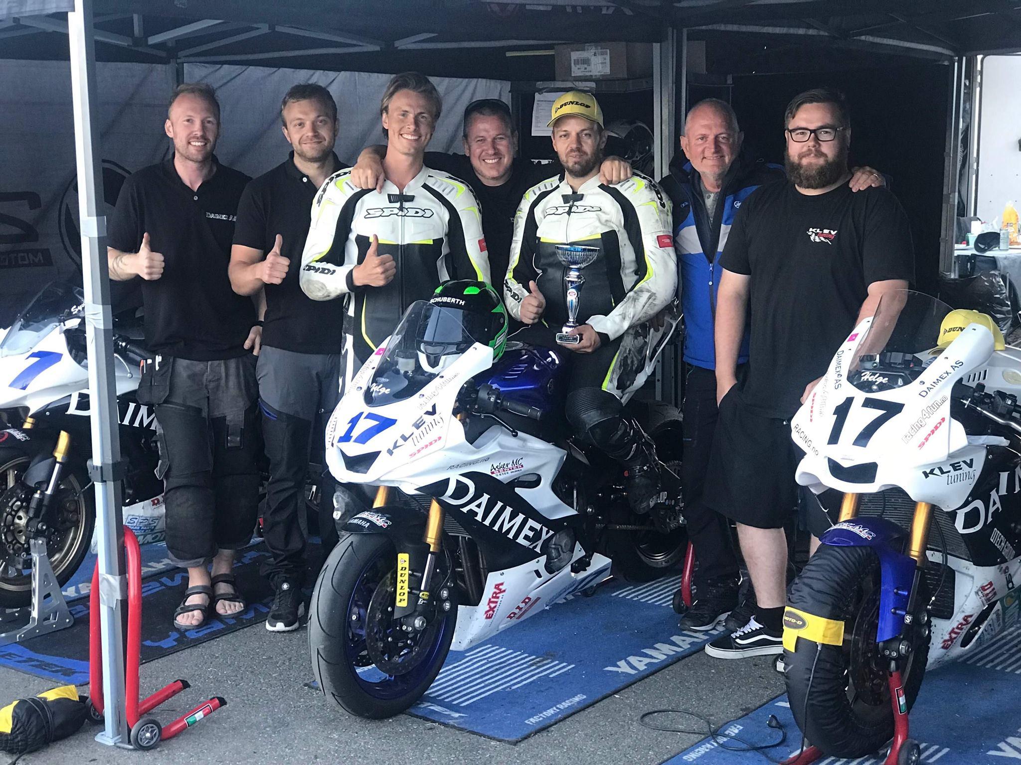 Team Daimex 2018